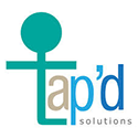 Tap'd Solutions company logo