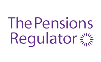The Pensions Regulator company logo